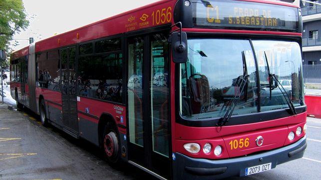 transporte publico en sevilla