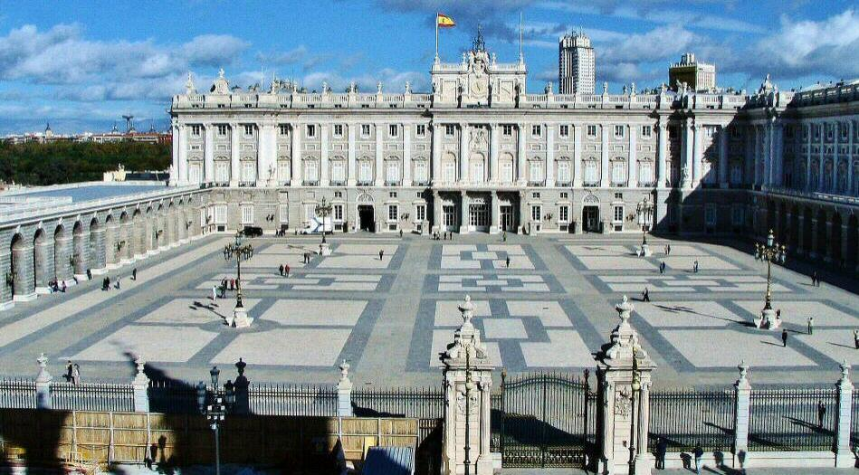 palacio real de madrid visitas