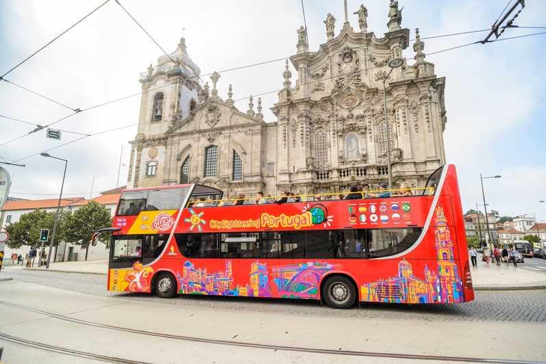 transporte turistico en oporto