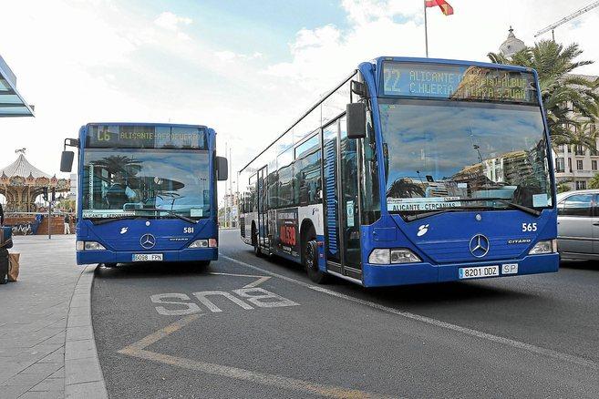 Que ver en Alicante transporte público