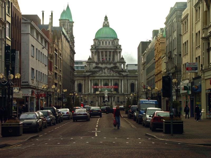 que ver en irlanda del norte en 3 dias Belfast