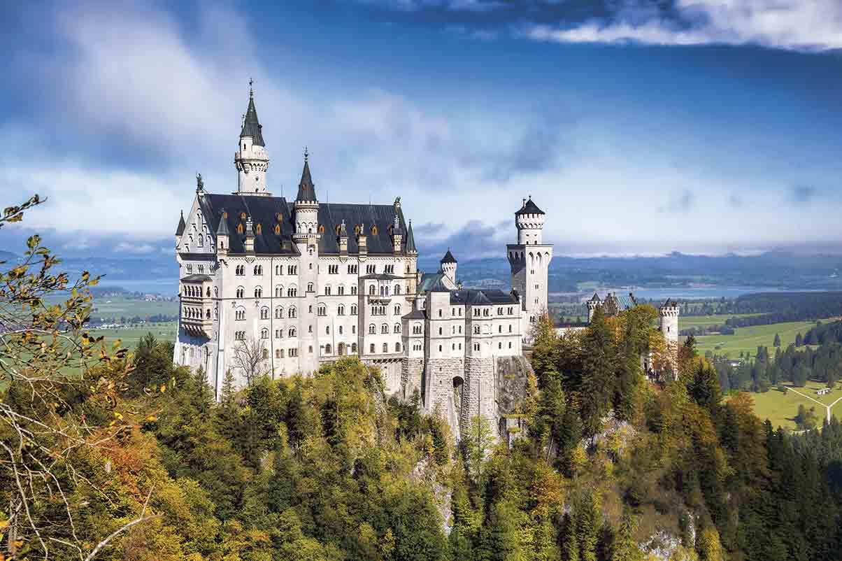que ver en Munich y alrededores castillos