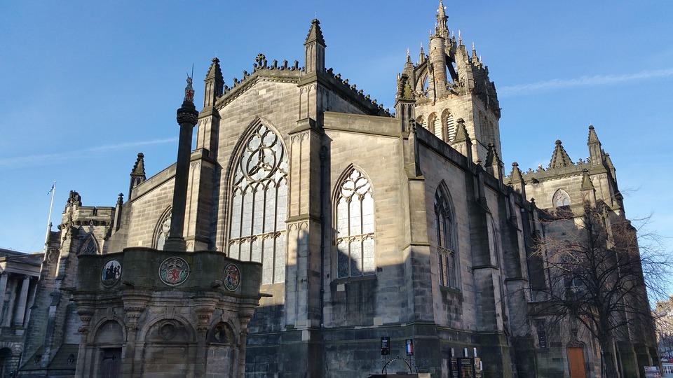 qué ver en edimburgo en 3 días Catedral St Giles