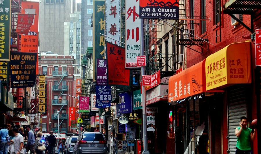 que ver en nueva york en navidad chinatown