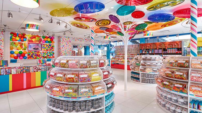 que visitar en nueva york y alrededores Dylans candy bar