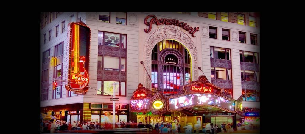 que ver en nueva york 7 dias Hard Rock Café