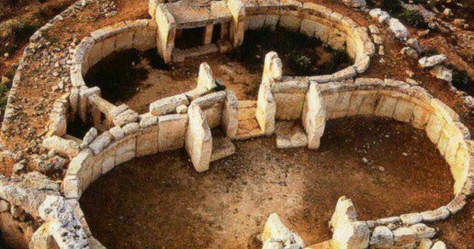 que visitar en malta templos