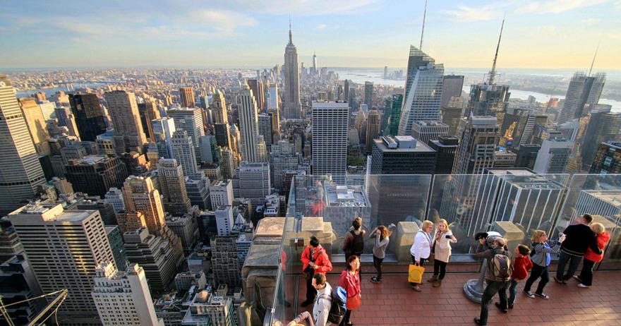 que ver en nueva york con adolescentes mirador
