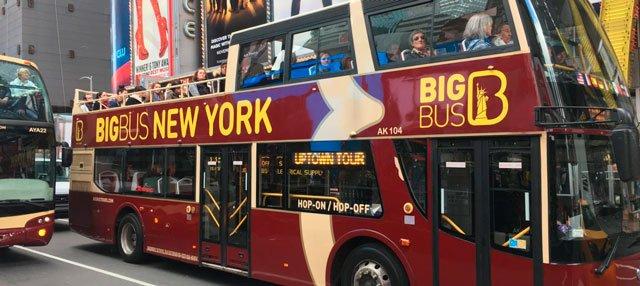 que ver en nueva york en 7 dias big bus