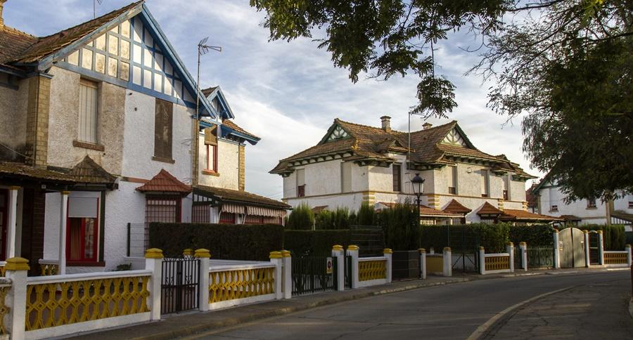 que ver en Huelva y alrededores Barrio Reina Victoria
