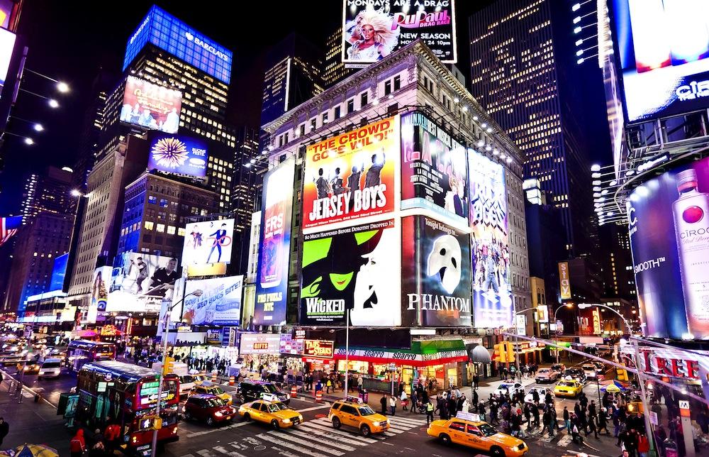 que ver en nueva york en 3 dias broadway