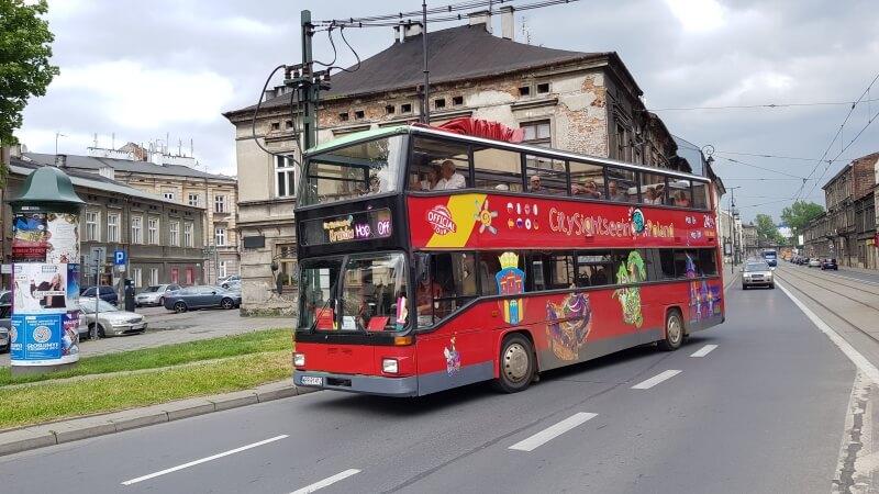 que ver en cracovia en 3 dias bus turistico