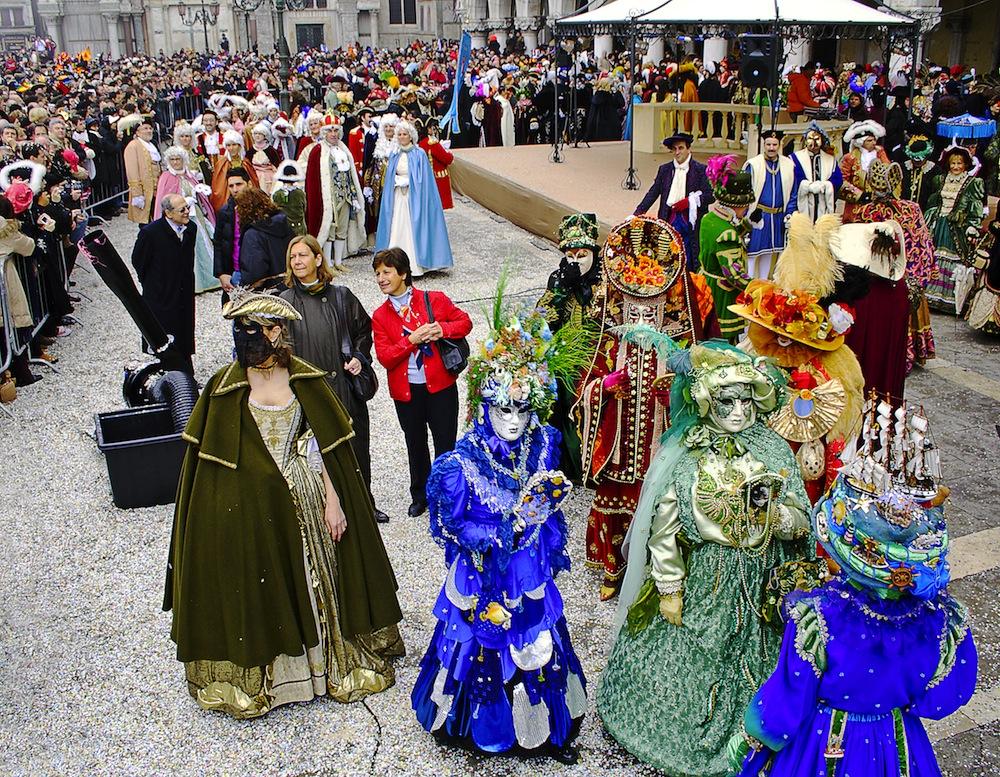 que ver en venecia en dos dias carnaval