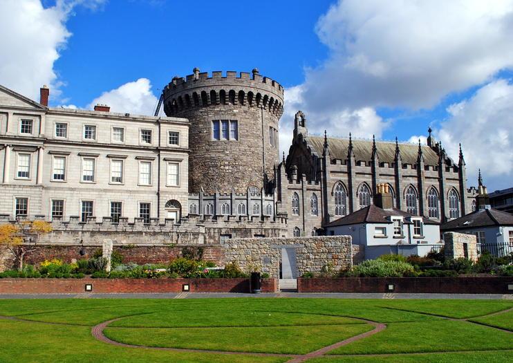 que ver en irlanda en 10 dias Castillo Dublin