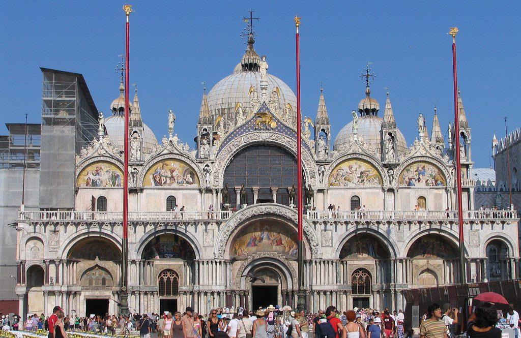 que ver en venecia en 4 días basilica san marcos