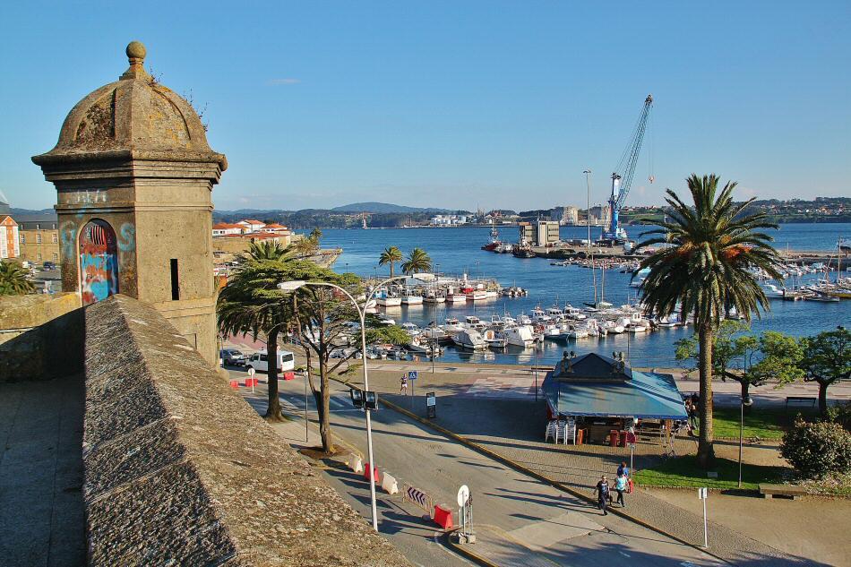 a donde ir en galicia en 5 dias