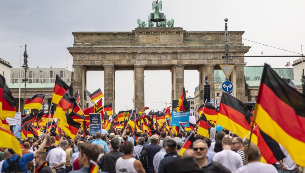 festividades enberlin alemania
