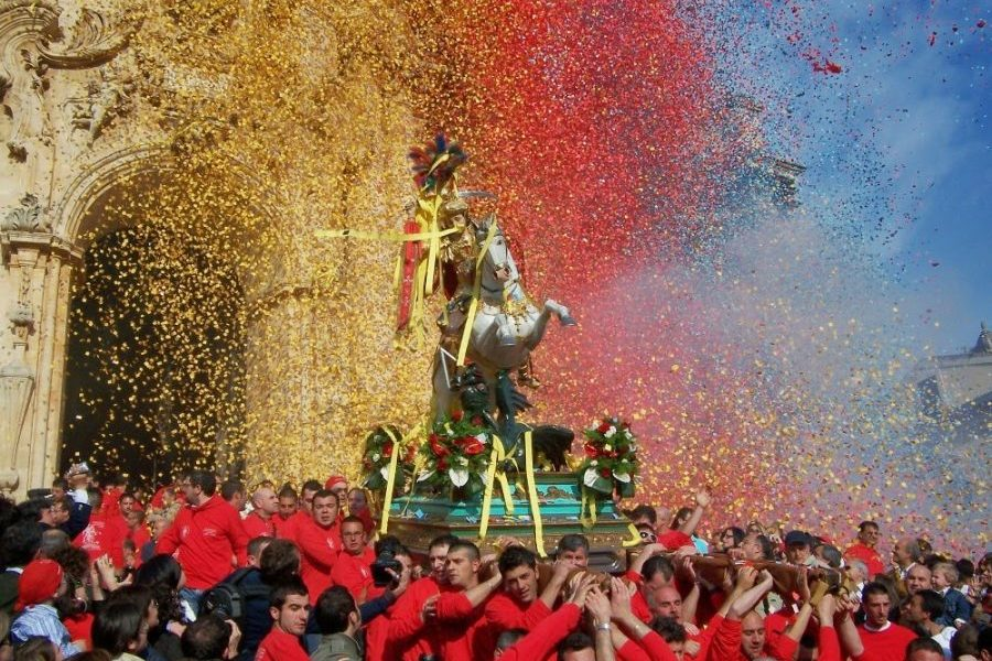 festividades en italia milan
