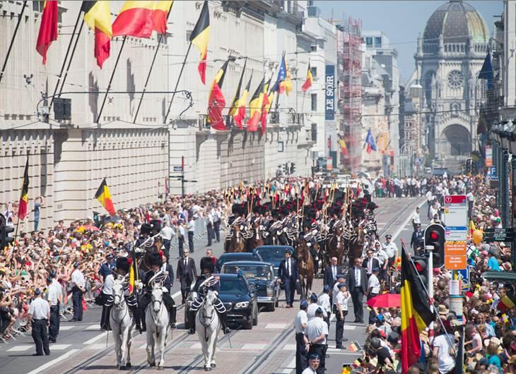 calendario festivo en belgica