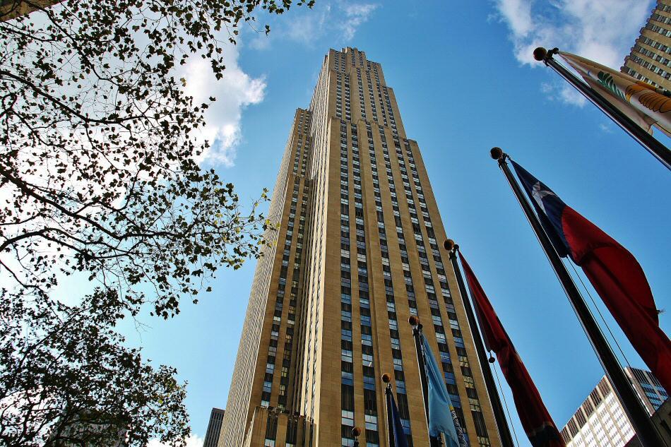 que ver a nueva york Rockefeller