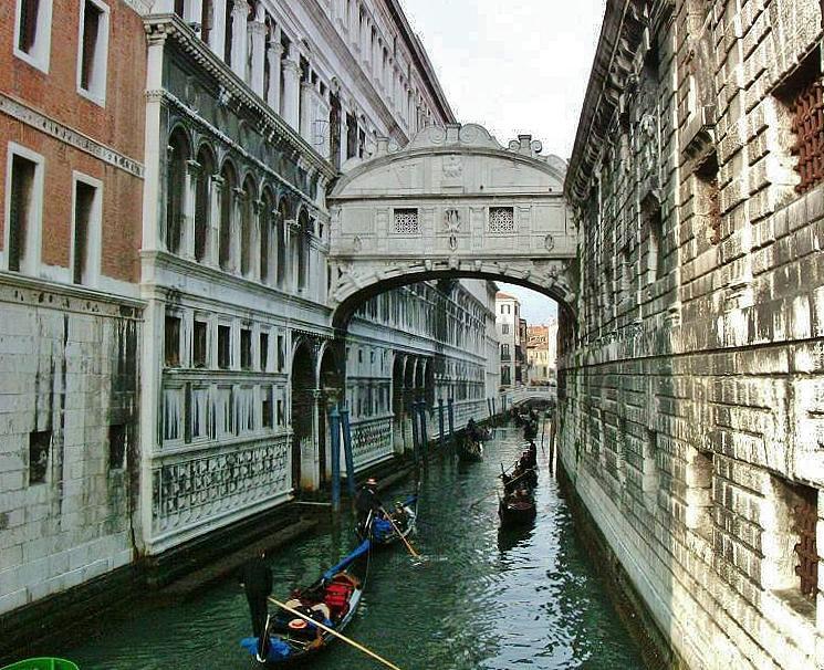 que ver en venecia andando