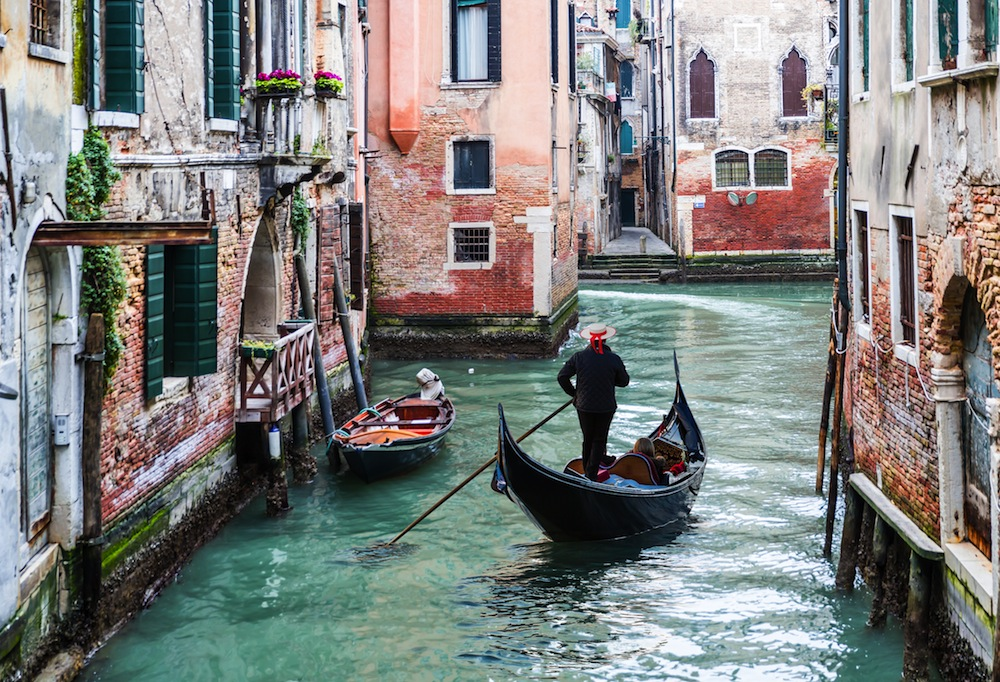 que ver a venecia