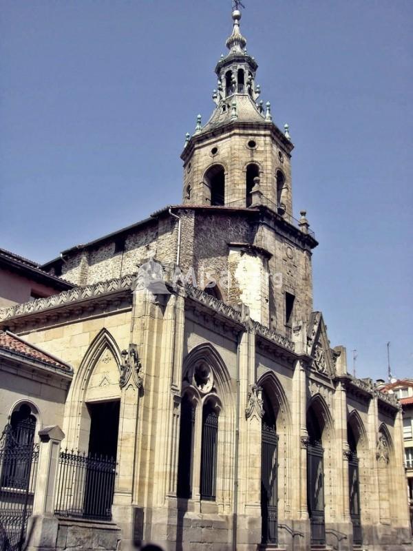 cosas que ver en vitoria y alrededores Iglesia de San Pedro
