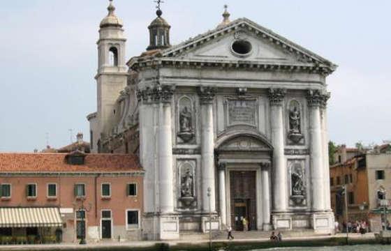 que ver en venecia y alrededores iglesia