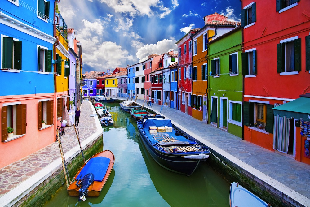 que ver de venecia a roma