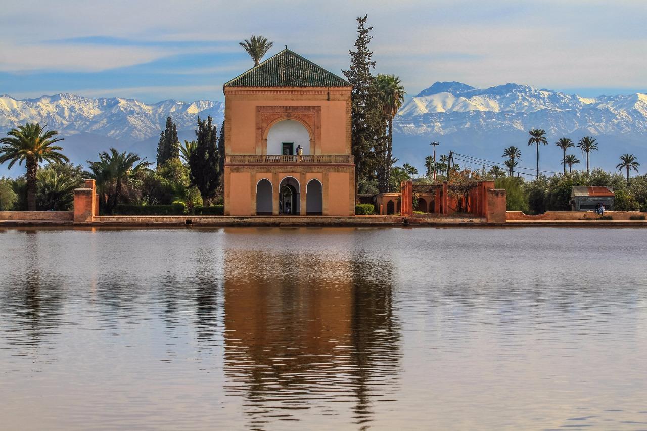 que ver a marrakech