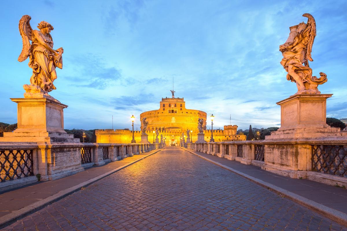 que ver hoy en roma