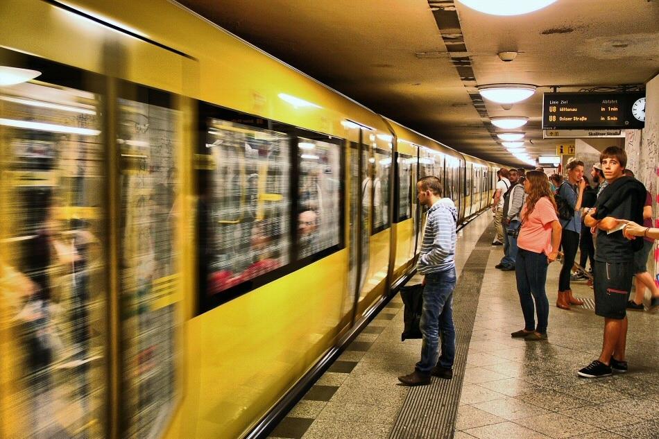 transporte en berlin