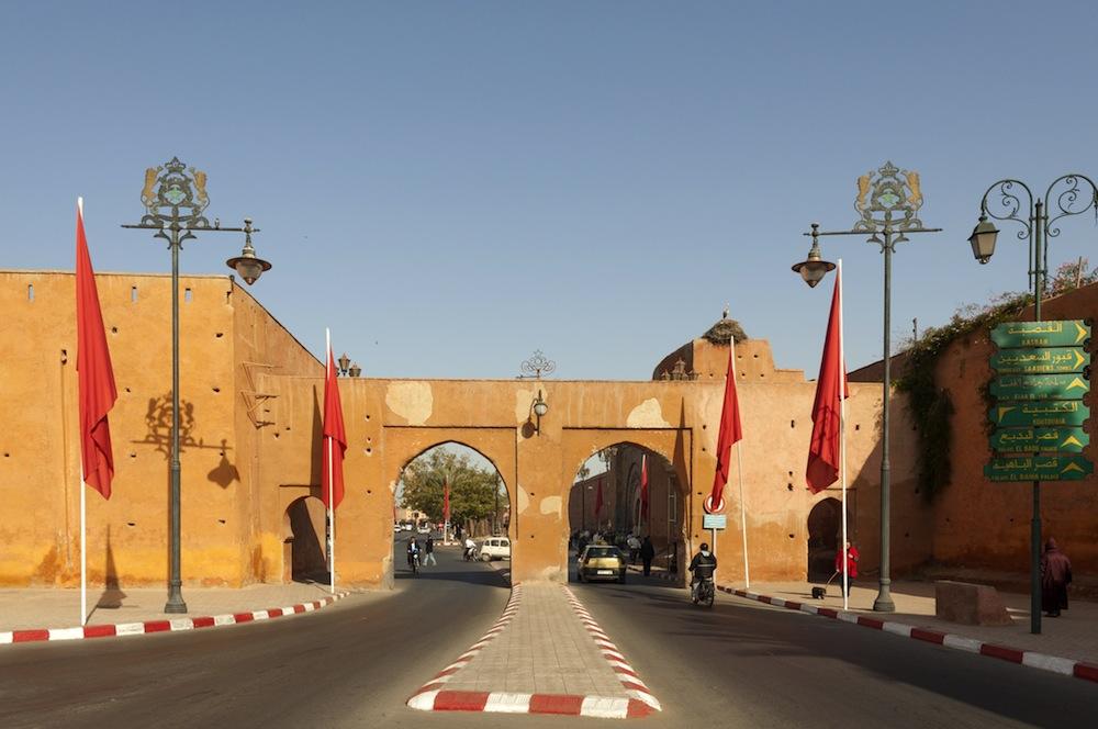 que ver y comprar en marrakech