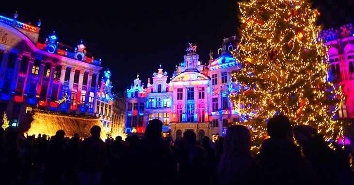 fiestas tipicas en bruselas