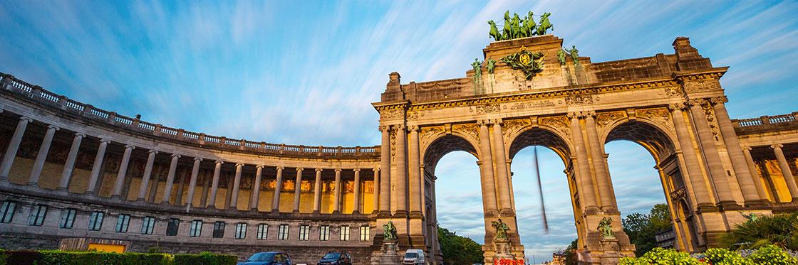 guia turistica de belgica