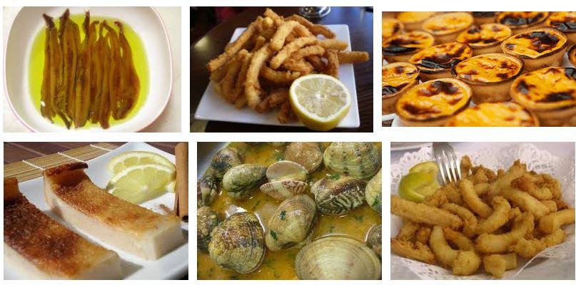 comida tipica en cantabria