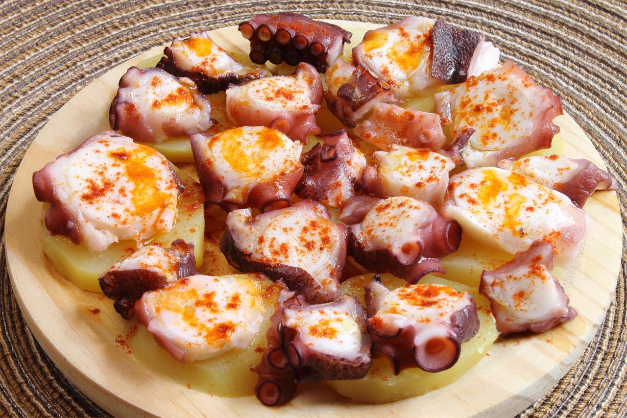 comida tipica en galicia