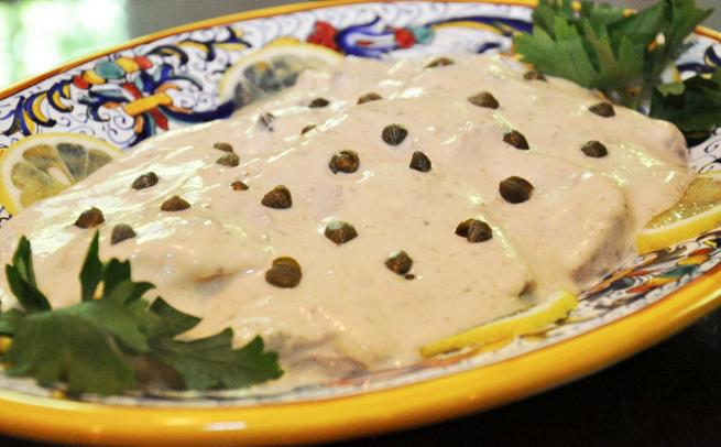 platos tipicos en milan