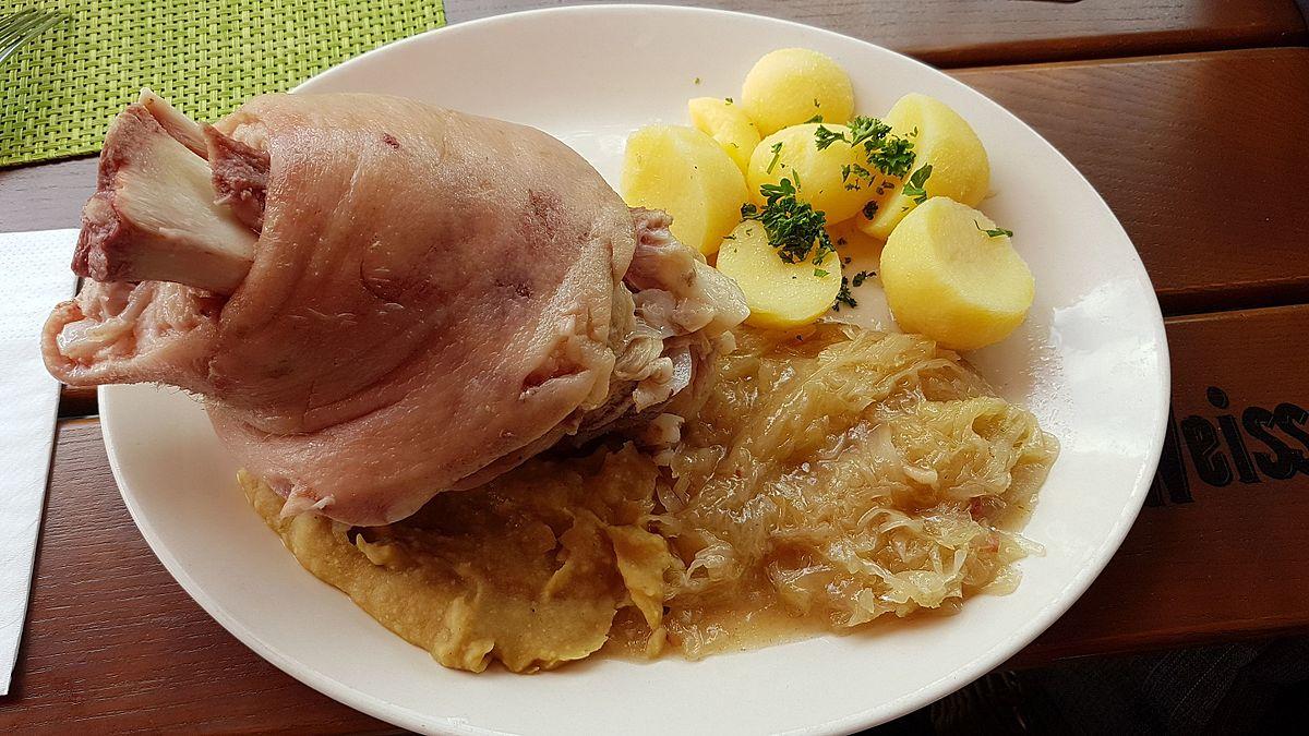 comida tipica en berlin