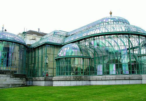 guia turistica de bruselas en noviembre