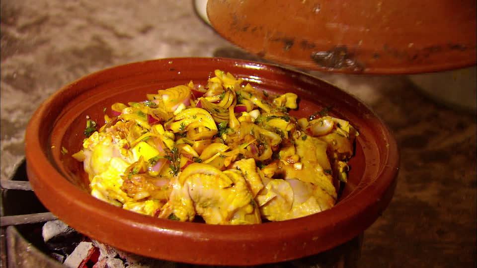 que ver marrakech o fez gastronomia