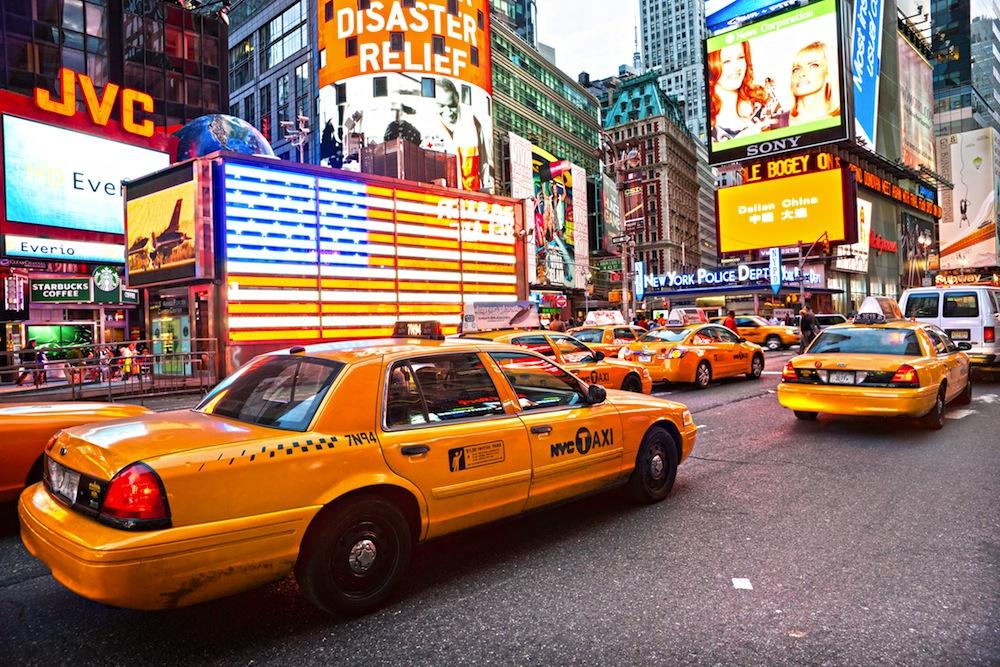 bares que visitar en nueva york taxis