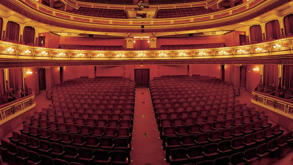 que ver en vitoria españa teatro principal
