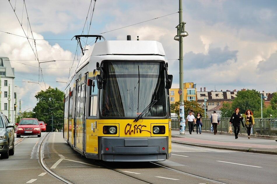 medios de transporte berlin