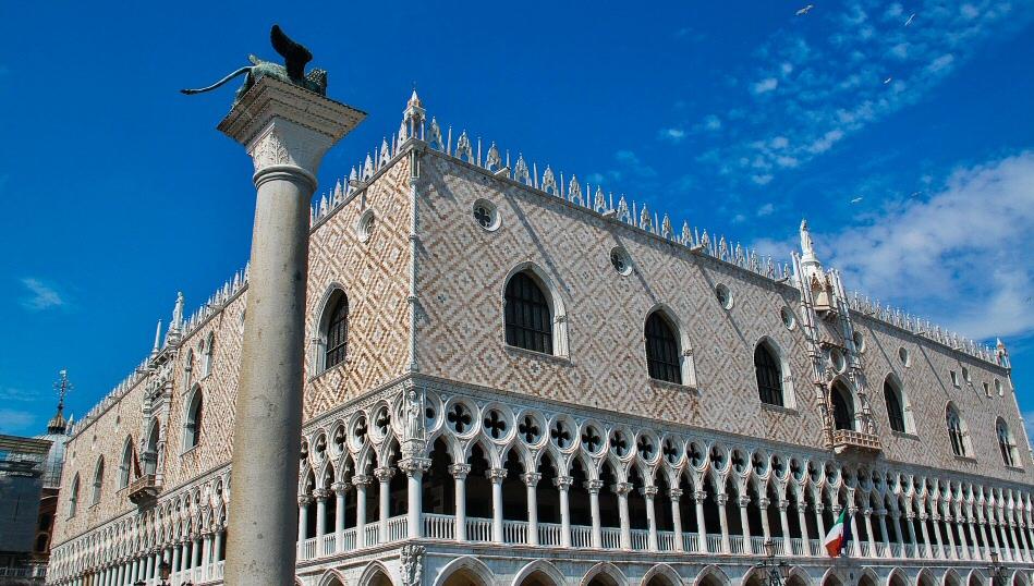 que ver en Venecia Palacio Ducal