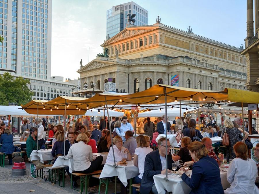 que ver en frankfurt en 4 dias festival del vino