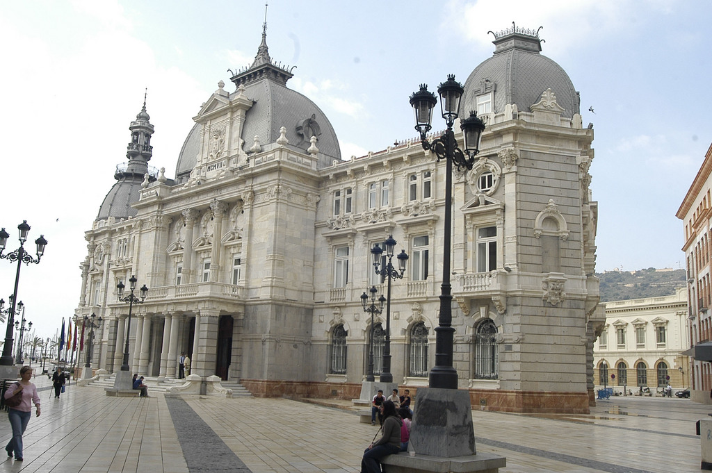 cartagena que ver ayuntamiento