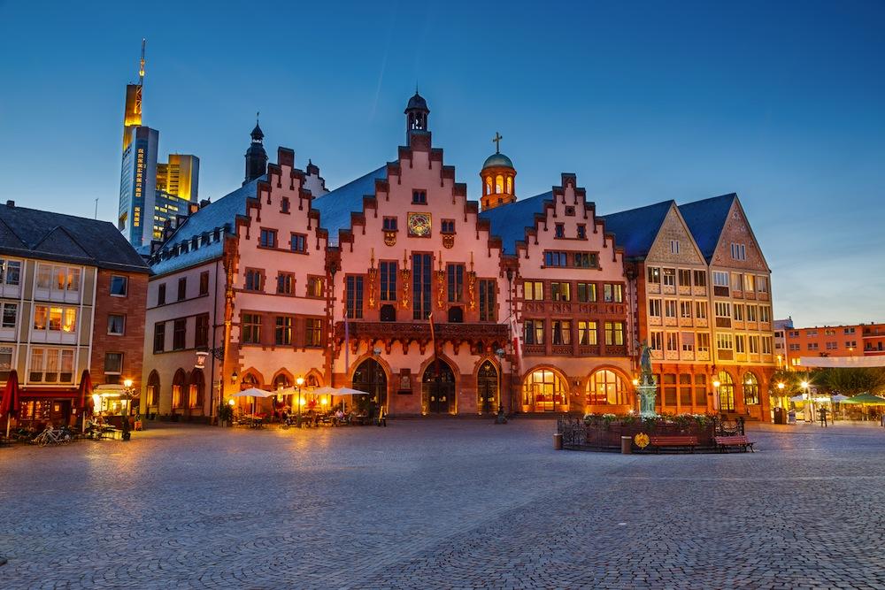que ver en frankfurt en navidad