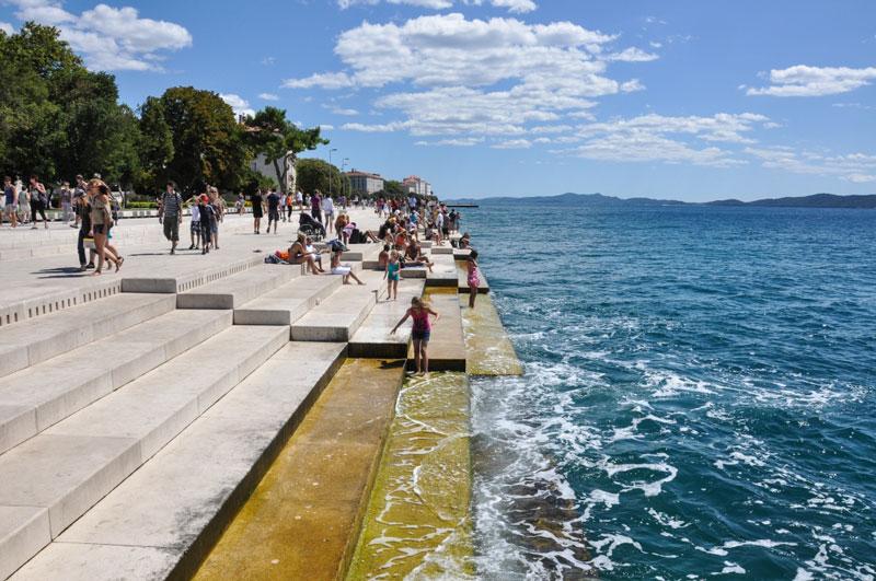 que ver en croacia en 15 dias Zadar