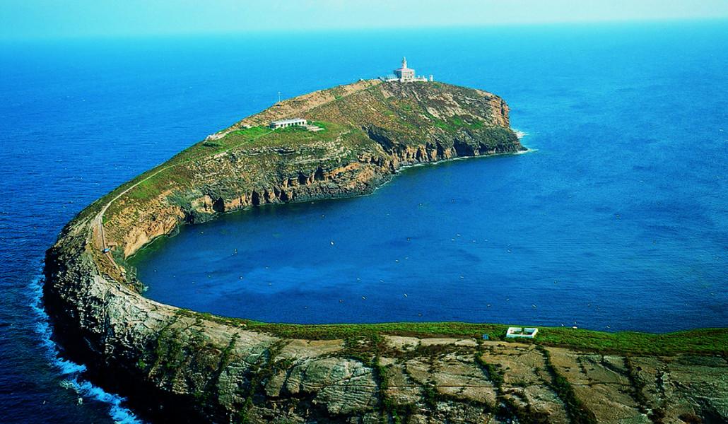que ver alrededores peñiscola isla columbretes